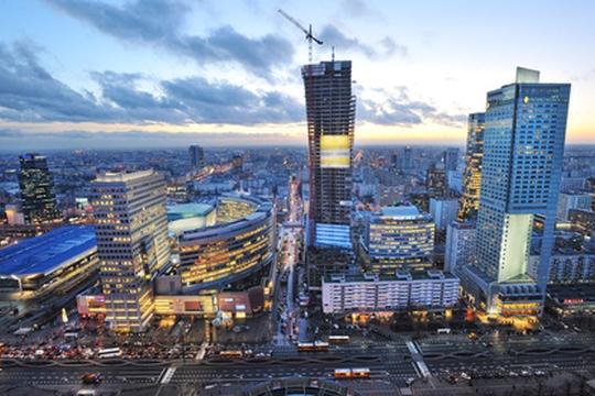 Warsaw - Panorama